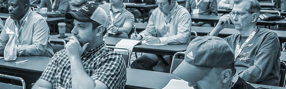 UCT educational session