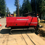 HAMMEREHEAD TRENCHLESS	Booth: 727